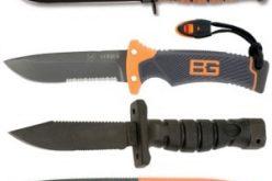 Πριν αγοράσεις μαχαίρι Επιβίωσης